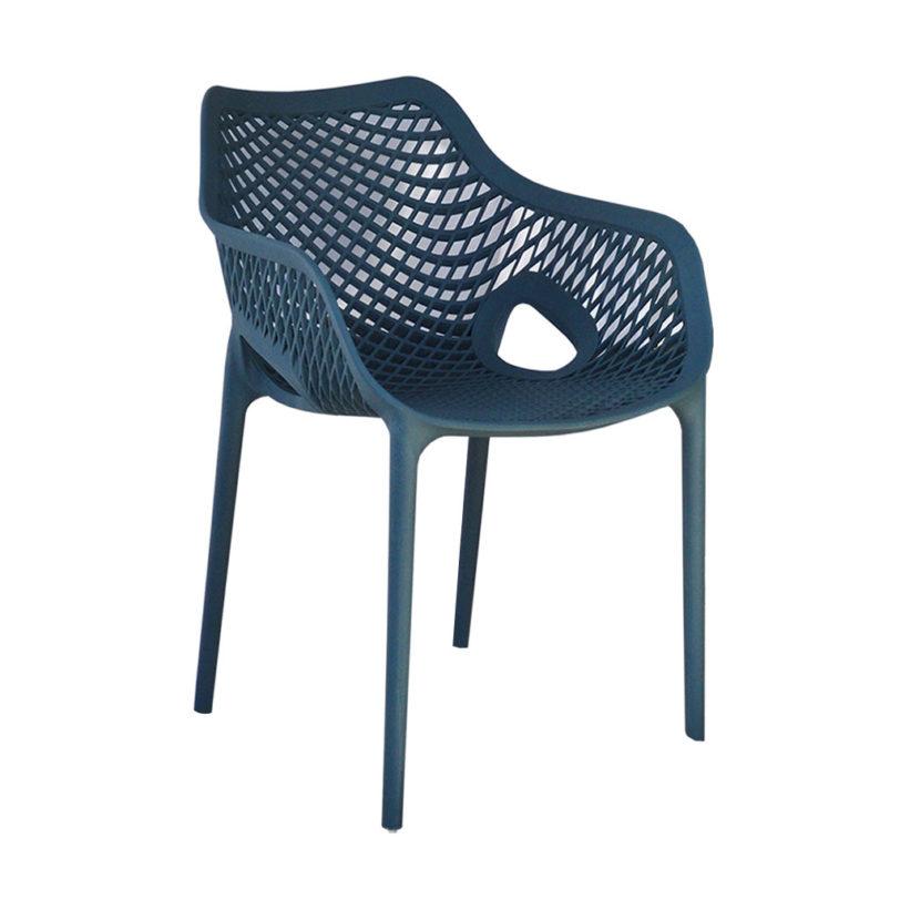 Air Armchair - Ocean Blue