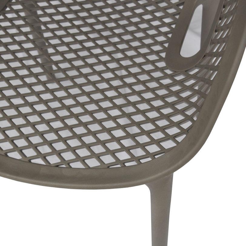 airarmchair beige seat chairforce