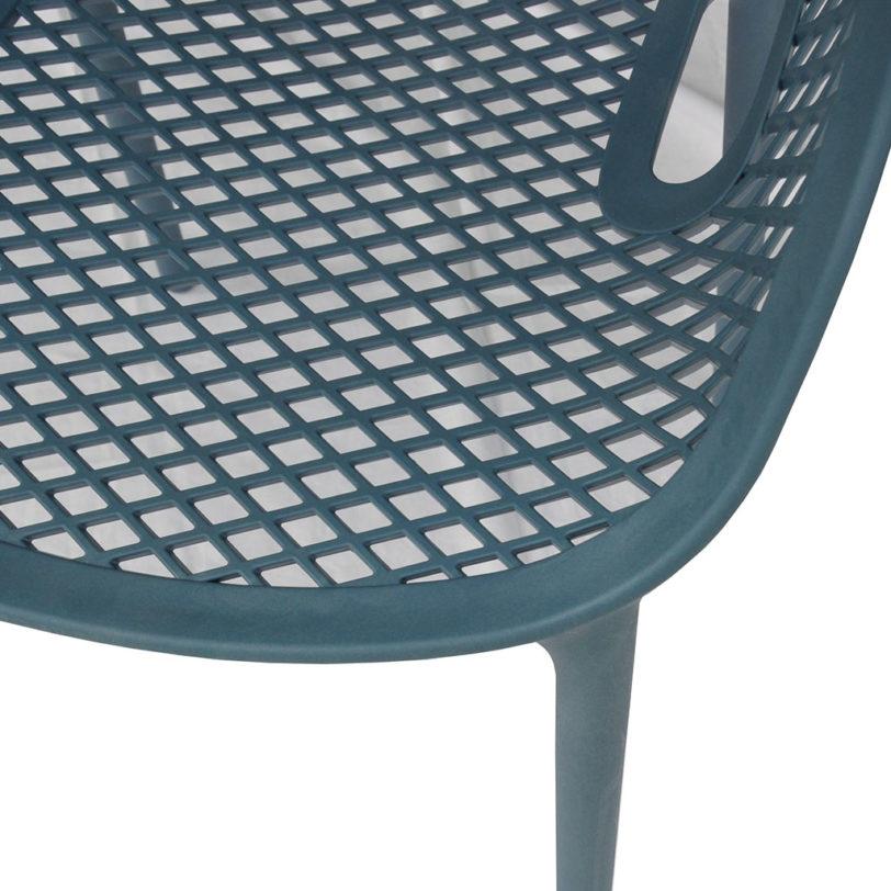airarmchair oceanblue seat chairforce