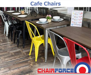 Chairforce - Cafe Chairs