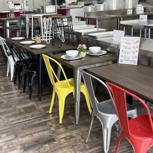 Perth chairforce - Cafe Chairs Perth